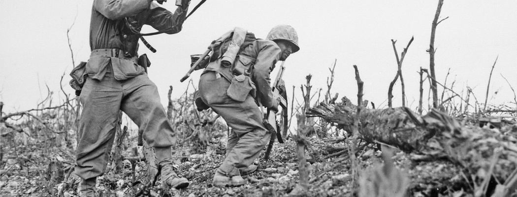 Druhá světová válka bez lží a překreslování