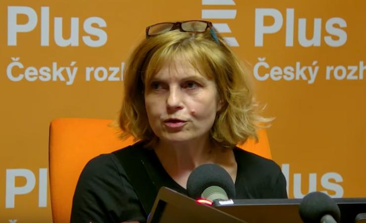 Kdo je Petra Procházková