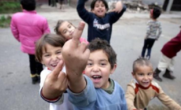 Romové, normální je pracovat a nebýt pijavicí
