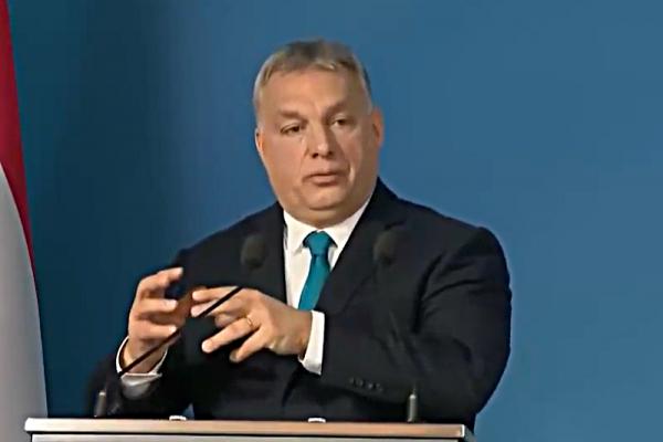 Projev Viktora Orbána v Evropském parlamentu