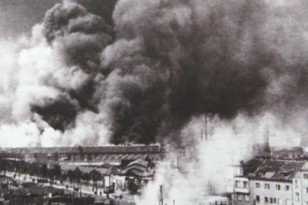 Co se tajilo a o čem se nehovoří, konec války 1945 v Plzni