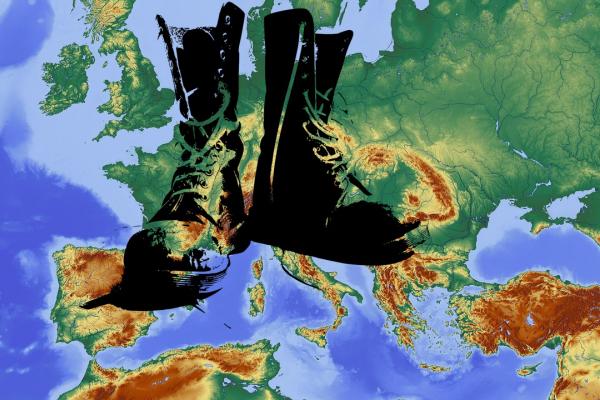 Zbabělá Evropa
