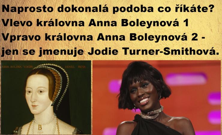 Anna Boleynová nám zčerná